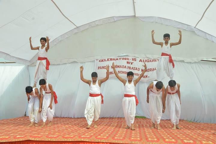 Pandit Narmada Prasad Memorial Public School-Dancing
