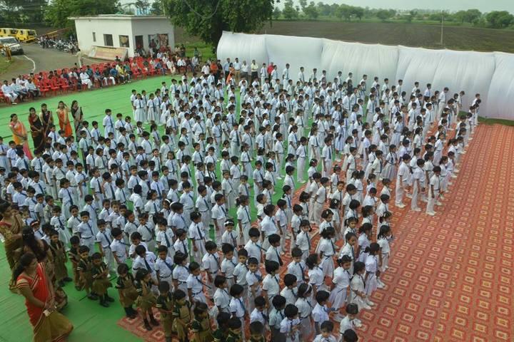 Pandit Narmada Prasad Memorial Public School-Assembly