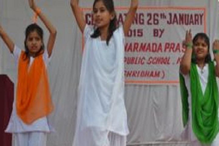 Pandit Narmada Prasad Memorial Public School-Republic Day