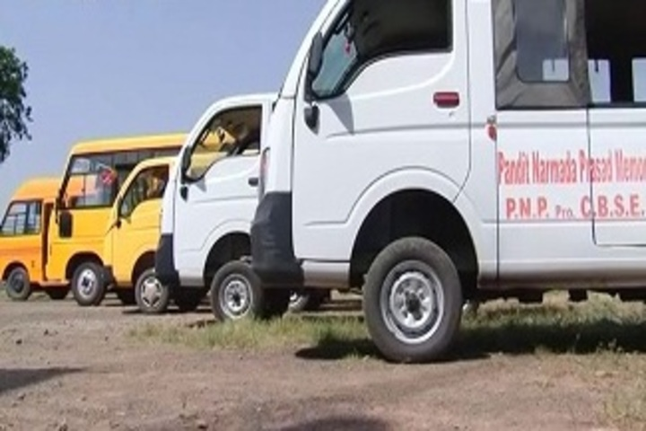 Pandit Narmada Prasad Memorial Public School-Transport