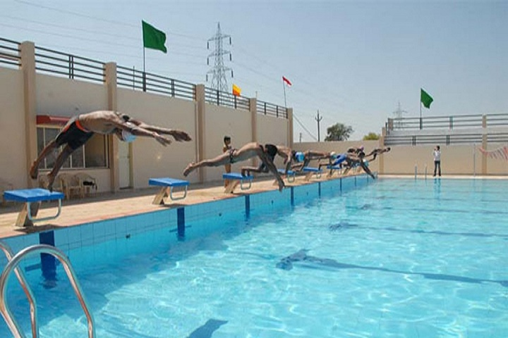 Pandit Ramlal Sharma English Medium School-Swimming Pool