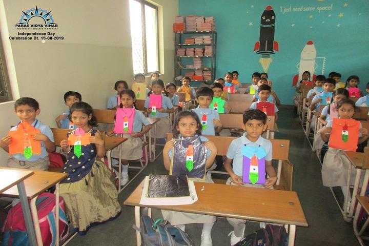 Paras Vidya Vihar-Classroom