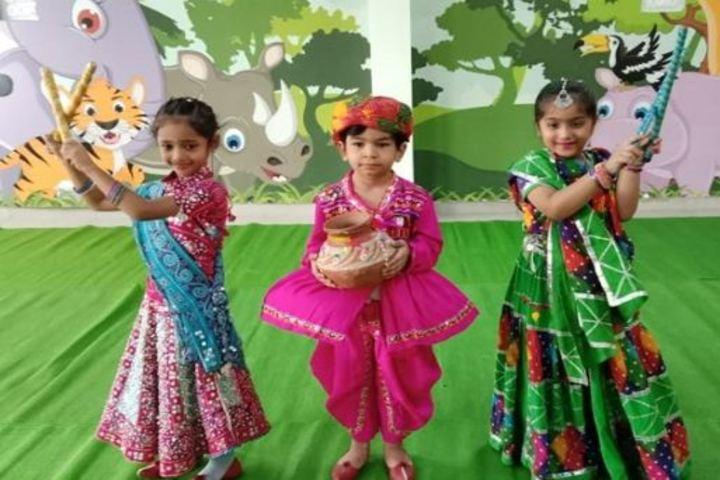 Paras Vidya Vihar-Fancy-Dress