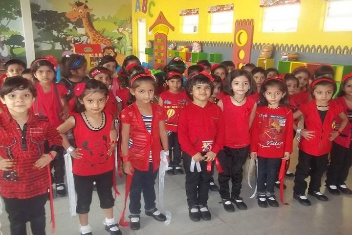 Paras Vidya Vihar-Children Day