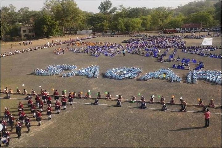 Paras Vidya Vihar-Ground