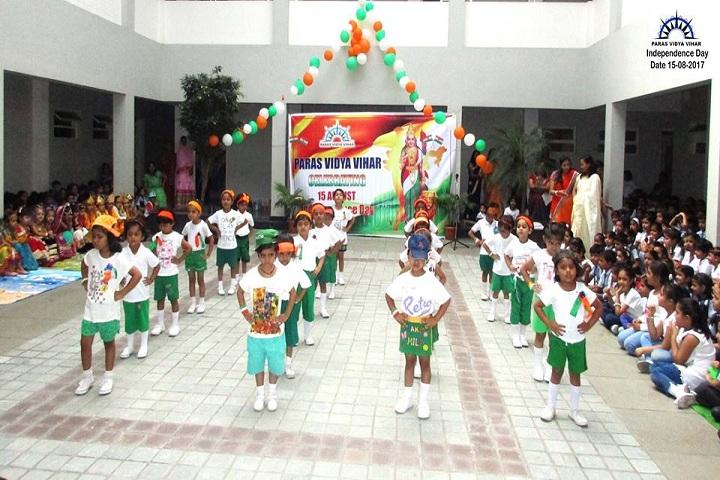 Paras Vidya Vihar-Independence Day