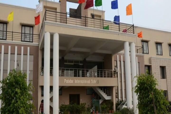 Patidar International School-Campus-View