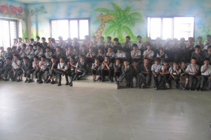 Patidar International School-Group-Photo