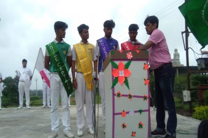 Patidar International School-Speaker