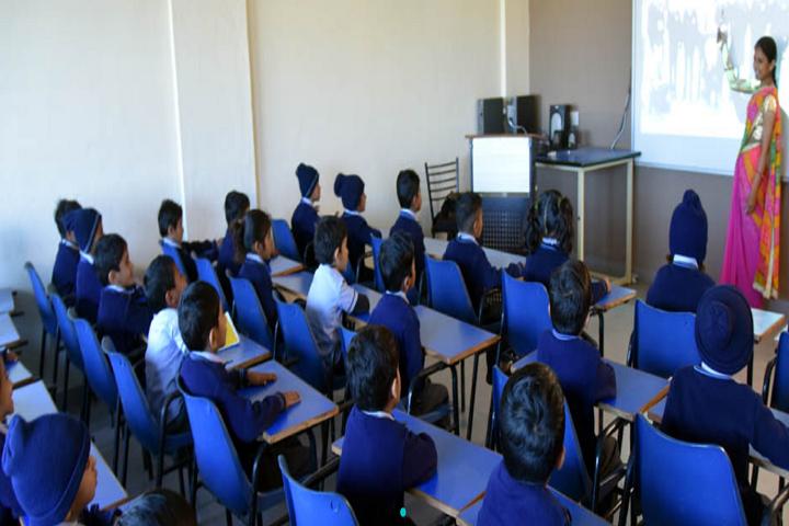 Phoenix International School-Classroom