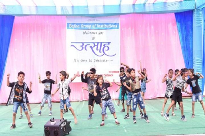 Phoenix International School-Dancing Activity
