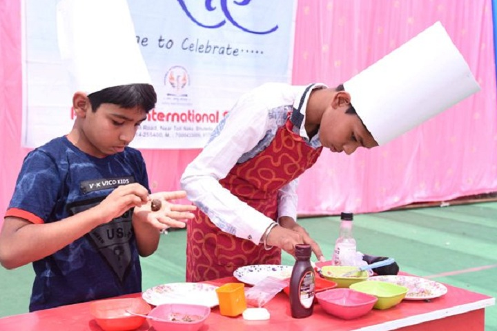 Phoenix International School-Cooking Activity