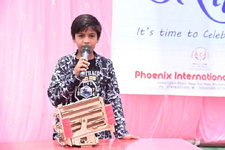 Phoenix International School-Speech