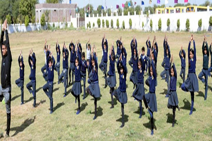 Phoenix International School-Yoga
