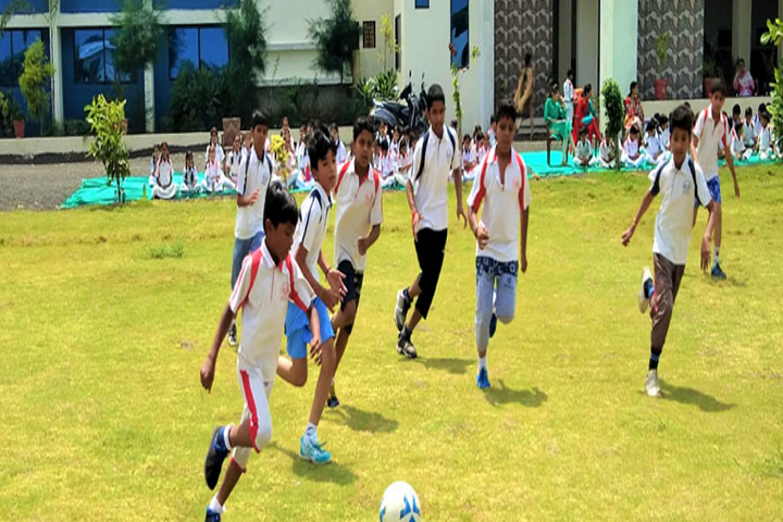 Phoenix International School-Sports