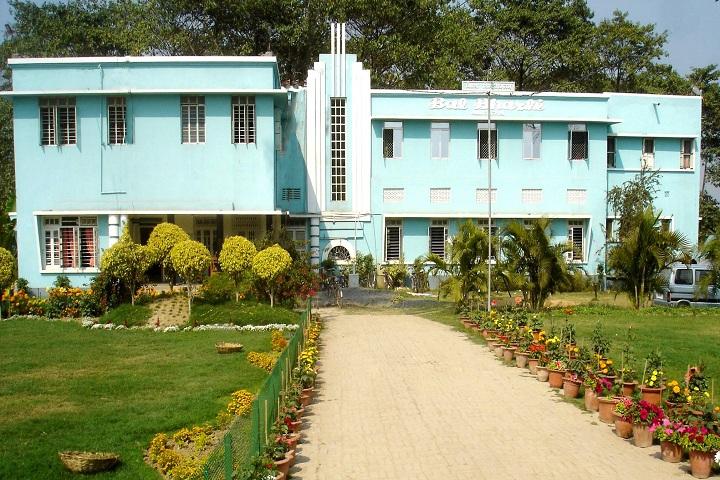 Bal Bharti Vidyalaya-Campus-View full
