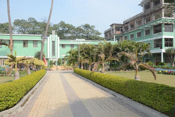 Bal Bharti Vidyalaya-Campus-View