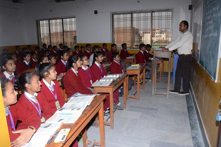 Bal Bharti Vidyalaya-Classroom