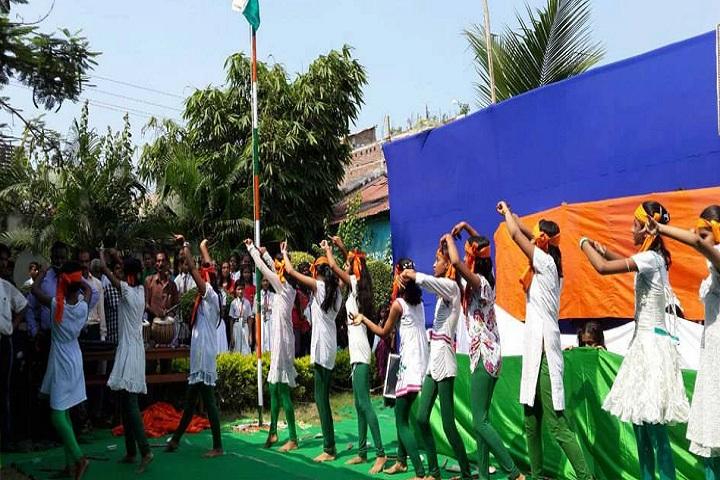 Bal Bharti Vidyalaya-Events republic day programme
