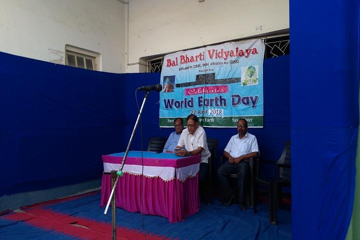 Bal Bharti Vidyalaya-Others world earth day