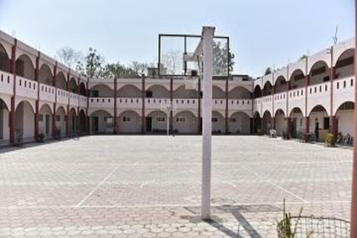 Pioneer Convent School-Play-Ground