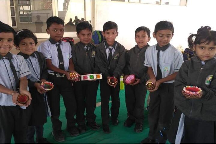 PLS International School-Art