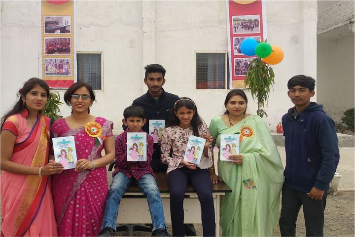 PLS International School-Book Launch Event