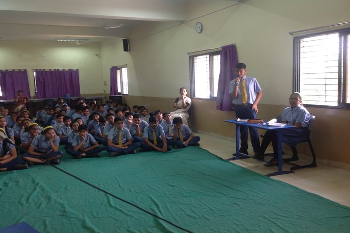 Podar International School-Conference Hall