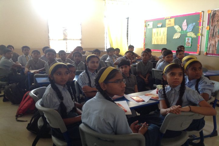 Podar International School-Drawing Room