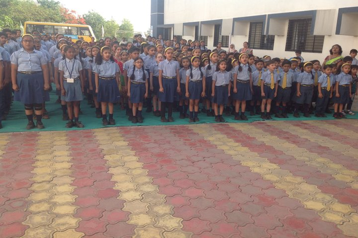 Podar International School-Assembly