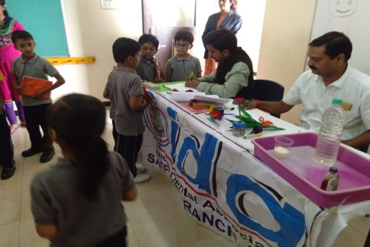 Podar International School-Dental Checkup