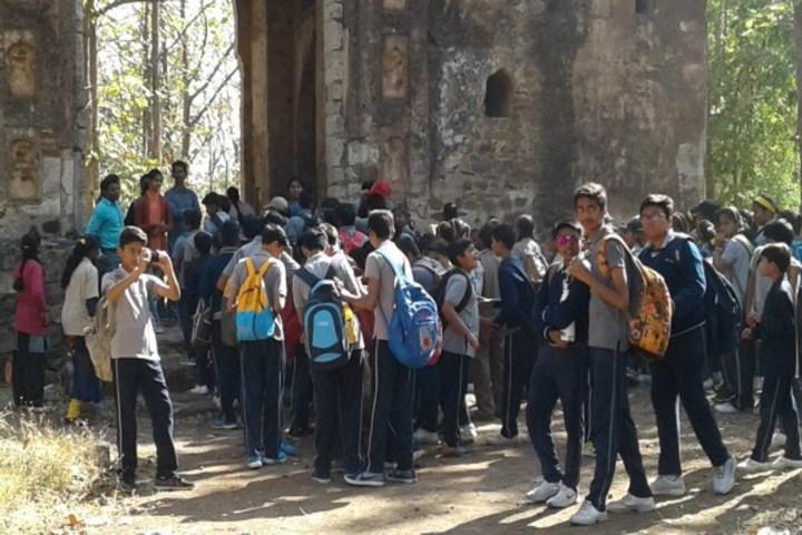 Podar International School-Trip