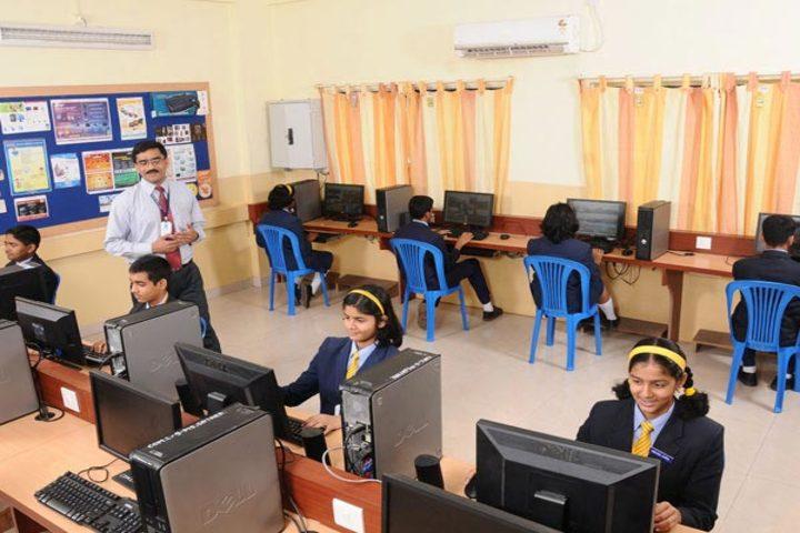 Podar International School-Computer Lab