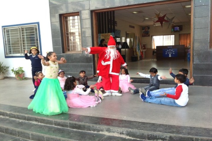 Podar International School-Christmas Celebration
