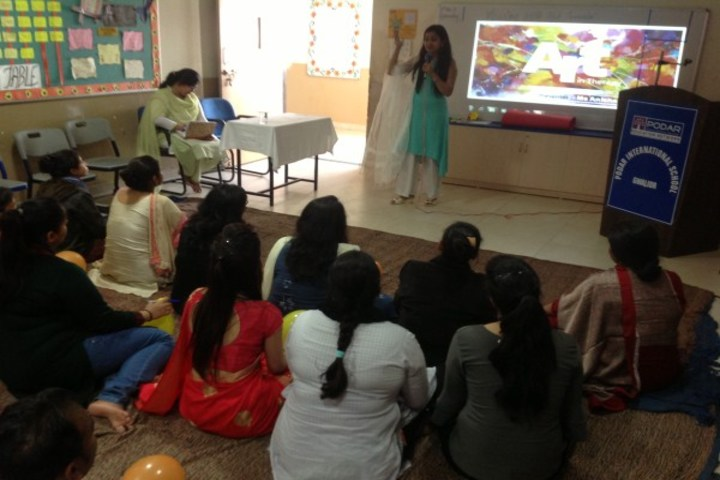 Podar International School-Workshop