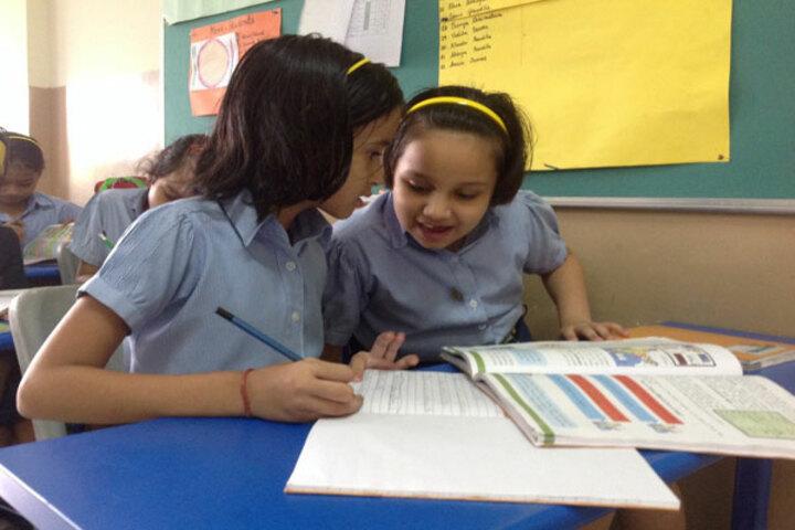 Podar International School-Classrooms
