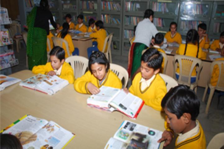 Prestige Public School-Library