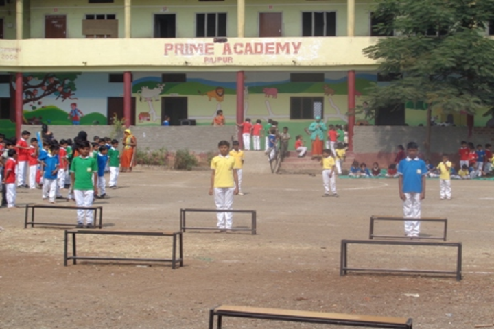 Prime Academy-Students