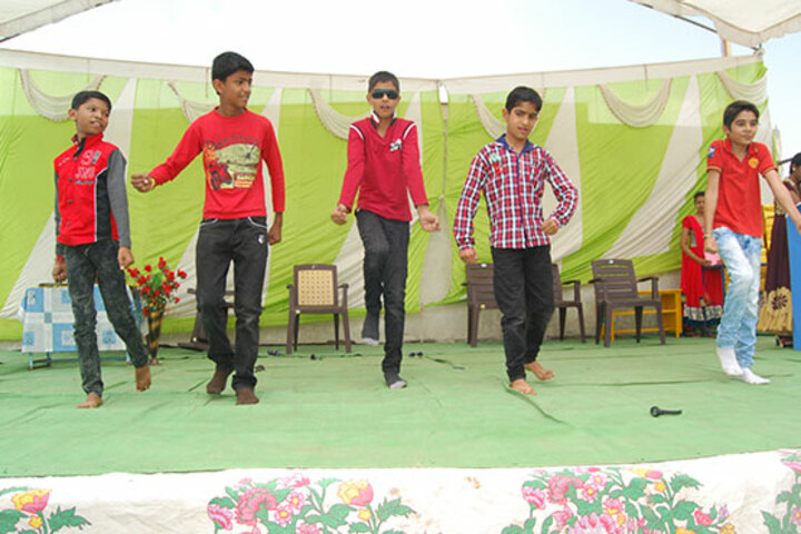 Prince Convent Higher Secondary School-Dance