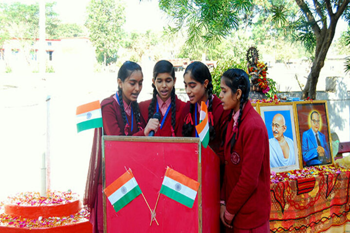 Prince Convent Higher Secondary School-Singing