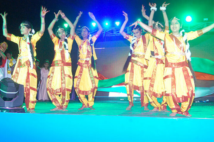 Prince Convent Higher Secondary School-Annual-Day