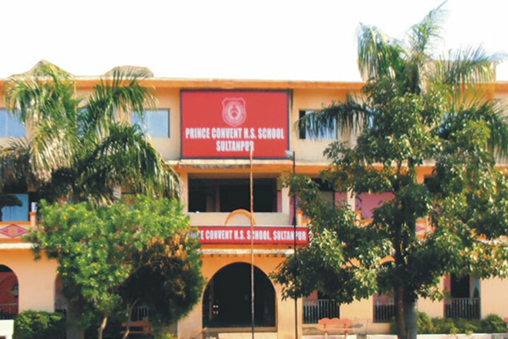 Prince Convent Higher Secondary School-Campus-View