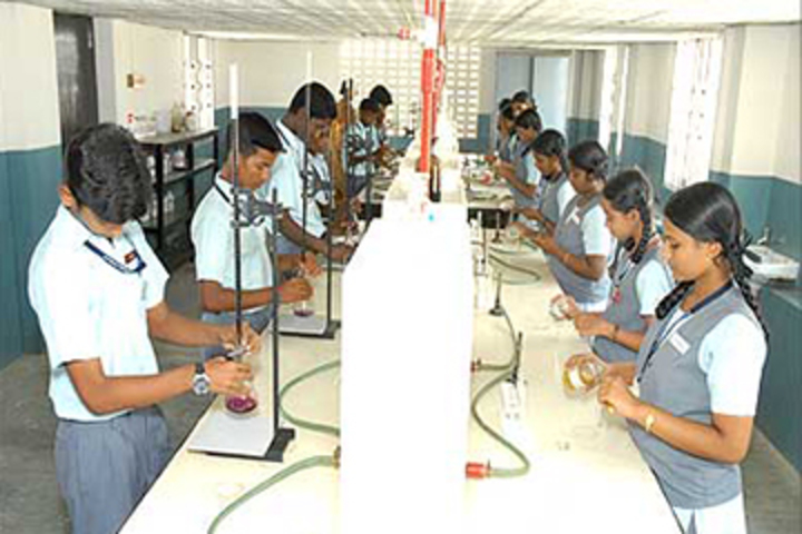 Prince Convent Higher Secondary School-Lab