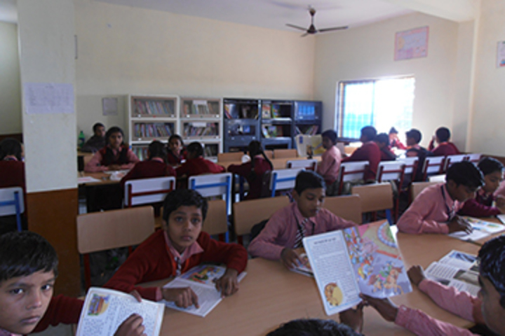 Prince Convent Higher Secondary School-Library