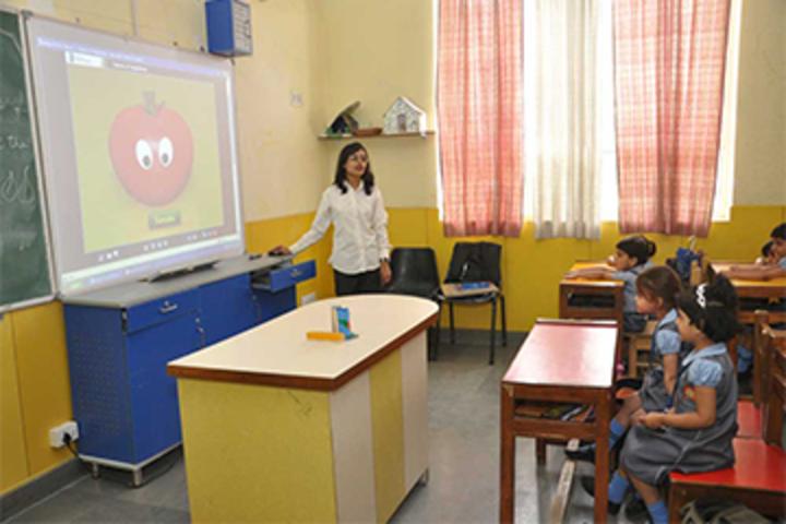 Prince Convent Higher Secondary School-Smart-Class