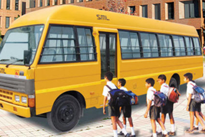 Prince Convent Higher Secondary School-Transport