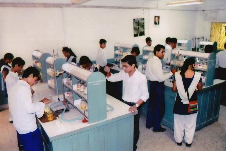 Priyamvada Birla Senior Secondary School-Chemistry-Lab