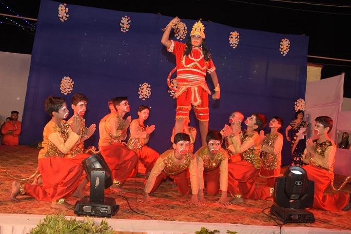 Priyamvada Birla Senior Secondary School-Dance