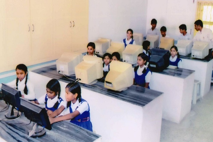 Priyamvada Birla Senior Secondary School-IT-Lab