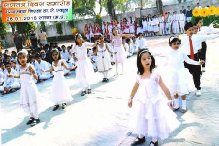 Priyamvada Birla Senior Secondary School-Kids